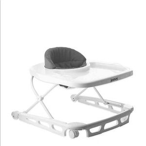 JOOVY Baby Walkers , White & Charcoal